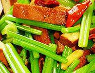 芹菜炒香干怎么做好吃?简单制作芹菜炒香干