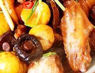 板栗的神仙吃法,板栗烧鸡的好吃做法