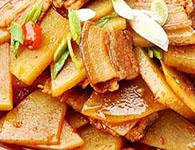 干锅土豆片怎么做好吃?家常干锅土豆片