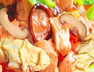 怎么做烩三鲜香菇?烩三鲜香菇的简单做法