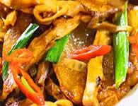 怎么做烟笋炒腊肉?烟笋炒腊肉的家常做法