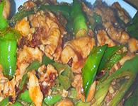 如何做青椒辣子鸡?青椒辣子鸡的简单做法