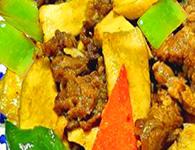 怎么做杏鲍菇炒牛肉好吃?杏鲍菇炒牛肉的简单做法