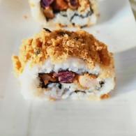 营养便当 日式蛋糕寿司卷的做法