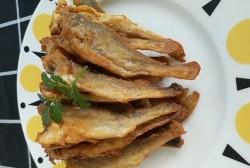 干炸小黄鱼怎么做好吃