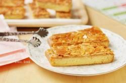 法式焦糖杏仁酥饼怎么做好吃 法式焦糖杏仁酥饼