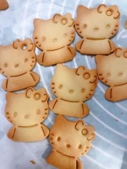 猴头菇黄油饼干