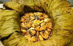 生炒糯米鸡饭