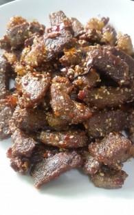 辣烤孜然羊肉的做法