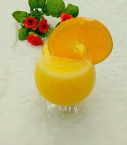 树莓苹果汁