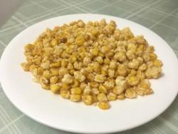 椒盐玉米粒爱的周年庆的做法
