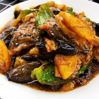 东北菜代表—地三鲜