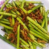 芹菜蒜苗炒肉怎么做好吃 芹菜蒜苗炒肉
