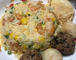 金沙黄金炒饭怎么做好吃 金沙黄金炒饭的做法,步骤