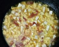 菠菜鸡蛋豆腐汤怎么做好吃