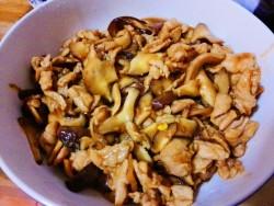 家常菜香菇炒肉怎么做 香菇炒肉的做法