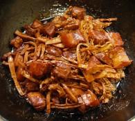 笋干烧肉怎么做好吃 笋干烧肉