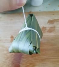粽子的来历-粽子的包法