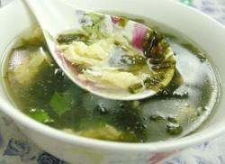 蕃茄紫菜蛋汤怎么做好吃 蕃茄紫菜蛋汤的做法大全