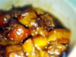 电饭锅炖肉