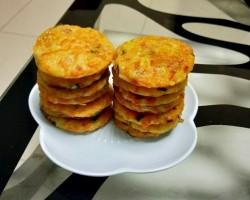 【鲁菜】--香煎土豆饼
