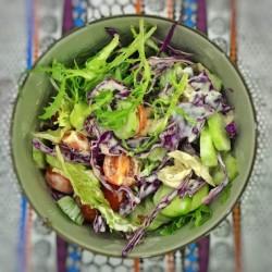 完美沙拉---紫甘蓝沙拉
