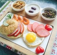 周末营养早餐雀巢营养早餐的做法