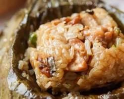 广式荷叶糯米鸡怎么做好吃