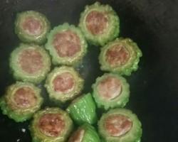 酿苦瓜(苦瓜塞肉)