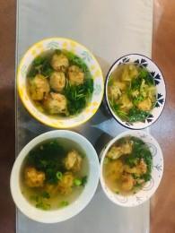 青萝卜丸子汤做法大全 青萝卜丸子汤的做法大全