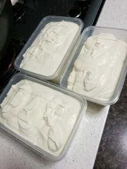 重口味逆袭--榴莲冰淇淋的做法