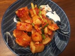 韩国辣萝卜块