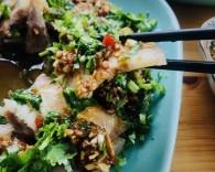 美食:蒜泥白肉