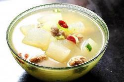 蟹粉冬瓜丸子汤怎么做好吃 蟹粉冬瓜丸子汤