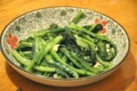 蚝油油麦菜怎么做好吃 蚝油油麦菜的做法,步骤