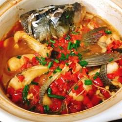 砂锅草鱼粥怎么做好吃 砂锅草鱼粥的做法