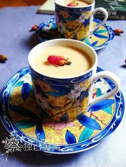【四川】玫瑰奶茶