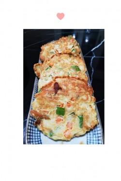 五香茄子饼