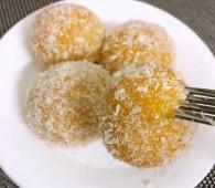 南瓜糯米糍怎么做好吃 南瓜糯米糍的做法
