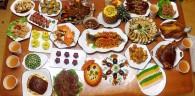 年夜饭之年年高升(蟹炒年糕)的做法