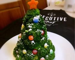 圣诞节就是要讨好孩子们——圣诞树面包怎么做好吃 圣诞节就是要讨好孩子们——圣诞树面包