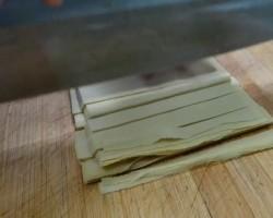 东北名菜:尖椒干豆腐