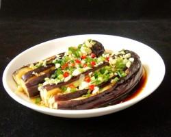 健脑菜谱—紫菜蒸茄子