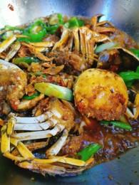 干锅香辣蟹怎么做好吃 干锅香辣蟹