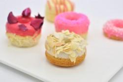 #第四届烘焙大赛暨是爱吃节#花样甜甜圈蛋糕