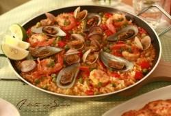 西班牙海鲜饭的做法