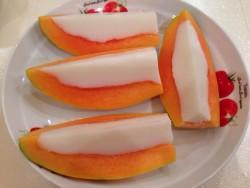 木瓜奶冻怎么做好吃 木瓜奶冻的做法大全