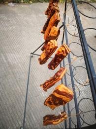 自制腊肉和腊肉饭 的做法