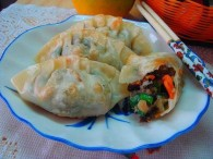 煎饺子怎么做好吃 煎饺子的做法,配方