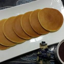 金枪鱼玉米松饼